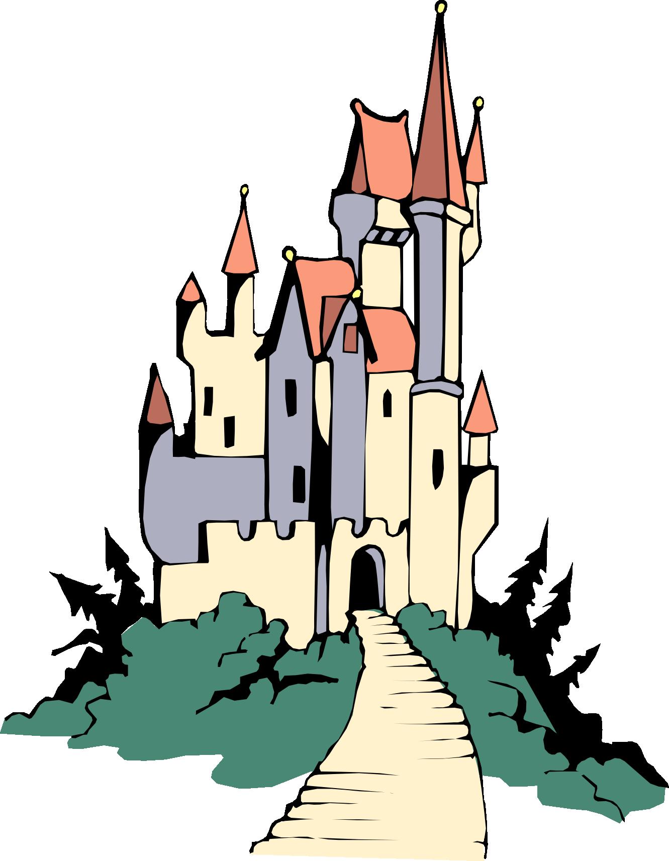 1331x1713 Top 84 Castle Clip Art