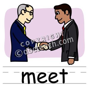 300x300 Meet And Greet Clipart