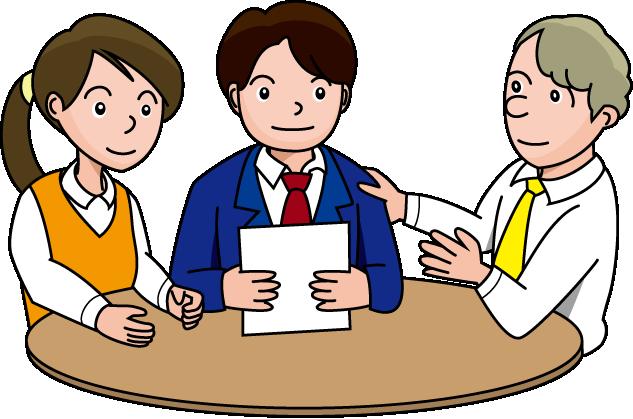 633x419 Staff Clipart Teacher Meeting