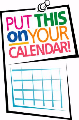 271x407 Calendar Clipart Community Meeting