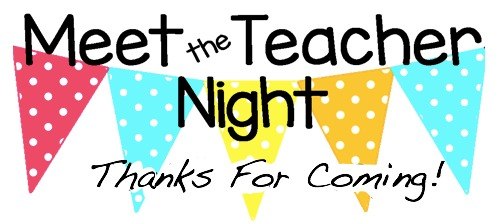 497x224 Meet The Teacher Night Clipart Amp Meet The Teacher Night Clip Art