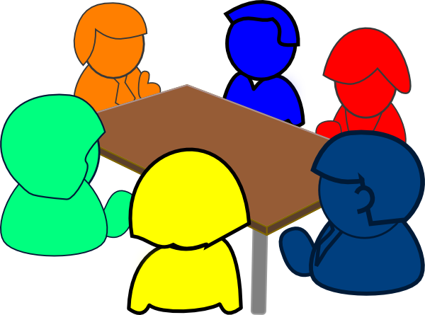 600x445 Meeting Clipart Small Group