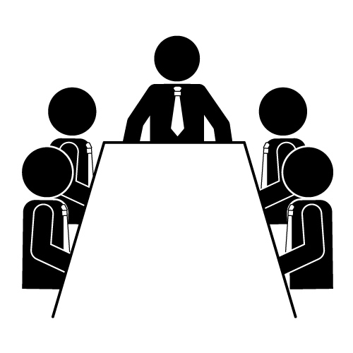 500x500 Meeting Clipart Company Meeting