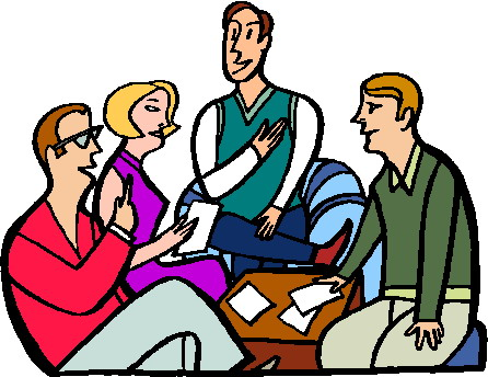 446x344 Meeting Clipart Free Clipart Images 4 Image