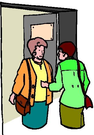 327x468 Teacher Meeting Clipart 2