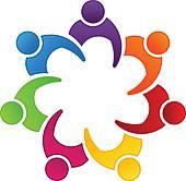 170x166 Team Meeting Clip Art