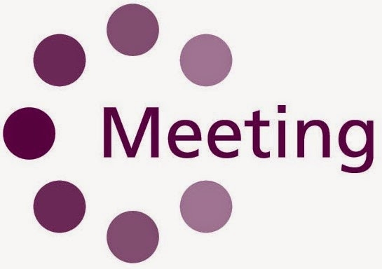 545x384 Meeting Notice Clipart