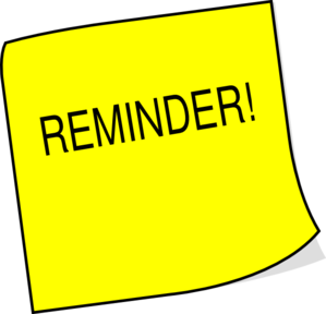299x288 Calendar Clipart Meeting Notice