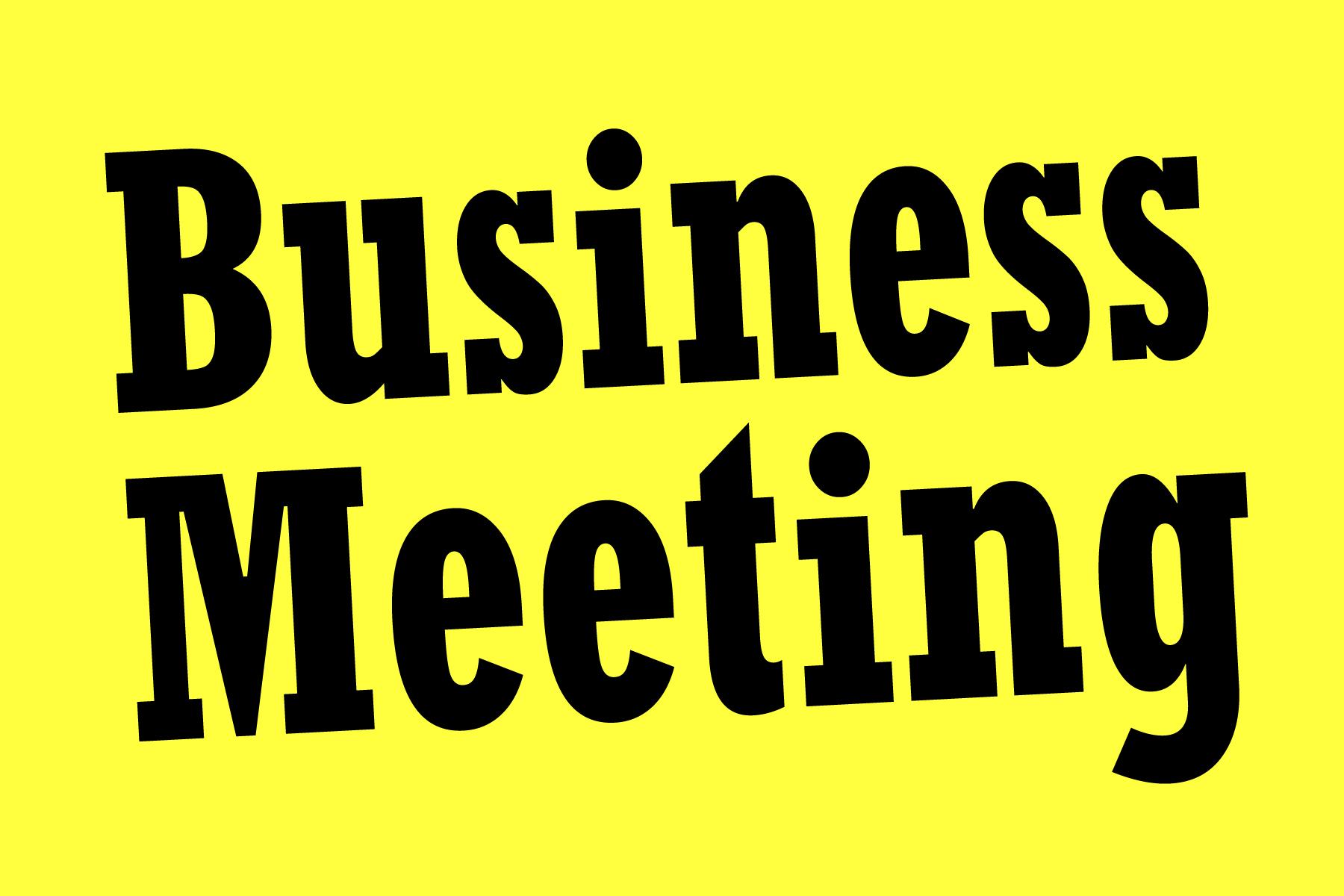 1800x1200 Church Business Meeting Clipart