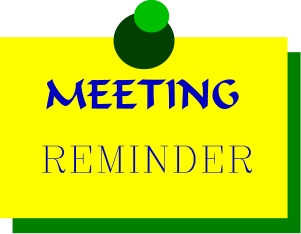 301x234 Meeting Reminder Clipart 2