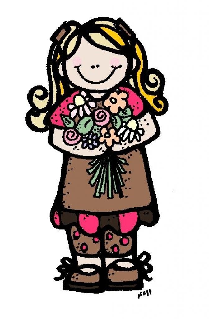 672x1024 Melonheadz Flower Clip Art Clipart Melonheadz