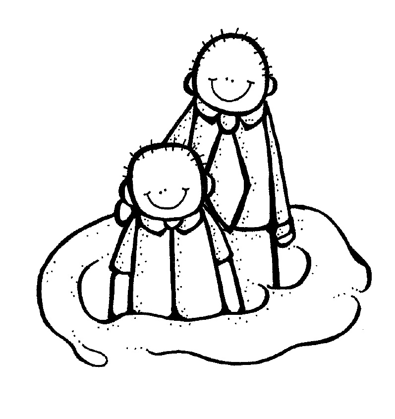 797x845 Melonheadz Lds Illustrating Baptism Images Baptism