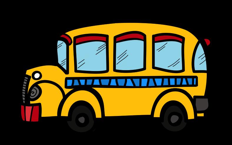 789x494 Bus Clipart Melonheadz