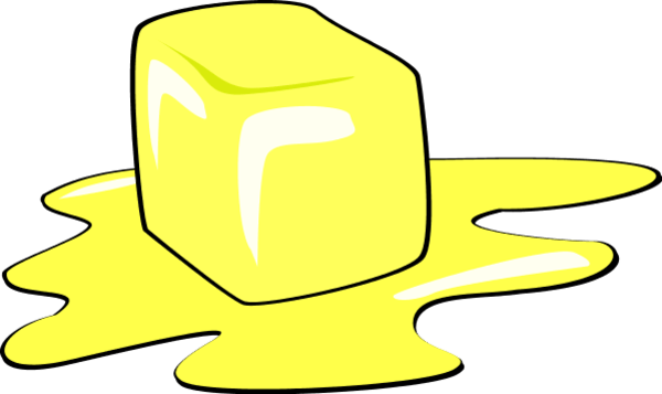 600x357 Butter Clipart Transparent