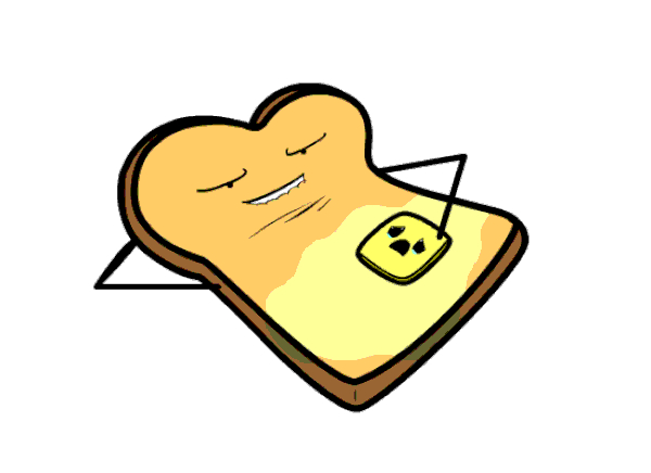 600x436 Butter Clipart Animated