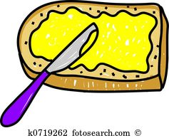 237x194 Knife Clipart Bread And Butter