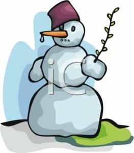 263x300 Melting Snowman Clipart 2196074