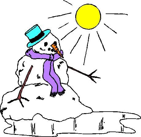 459x448 Melting Snowman Clipart 2196079