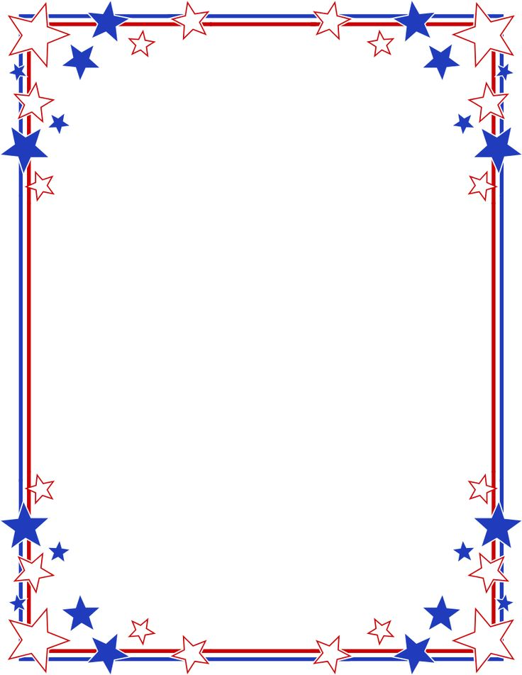 736x952 Graphics For Memorial Day Border Graphics