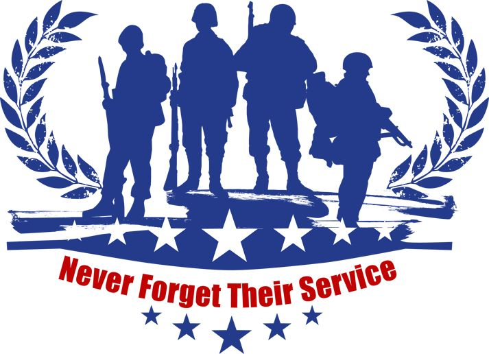 713x516 Veterans Day Clipart Border