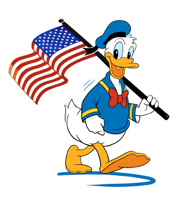 370x390 Disney memorial day clipart