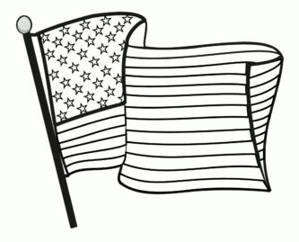 333x269 Happy Memorial Day Clipart Black And White