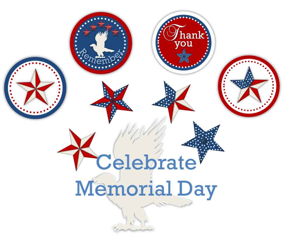 972x864 Memorial Day Clipart 2016