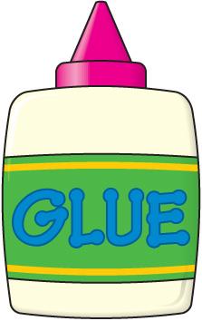 223x354 Top 64 Glue Clip Art
