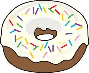 300x248 Donuts Clip Art
