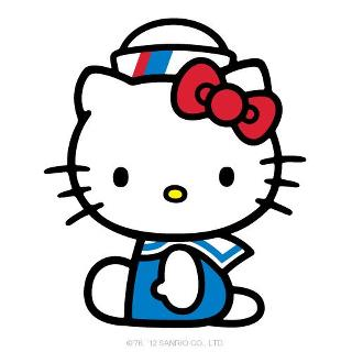 320x320 Happy Memorial Day From Hello Kitty Hello Kitty