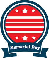 167x195 Free Memorial Day Clipart