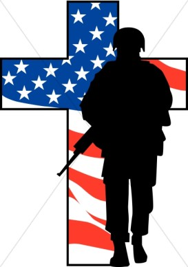 273x388 Clipart Memorial Day Soldier