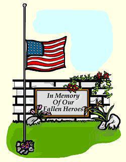 250x320 Memorial Day Weekend Clipart