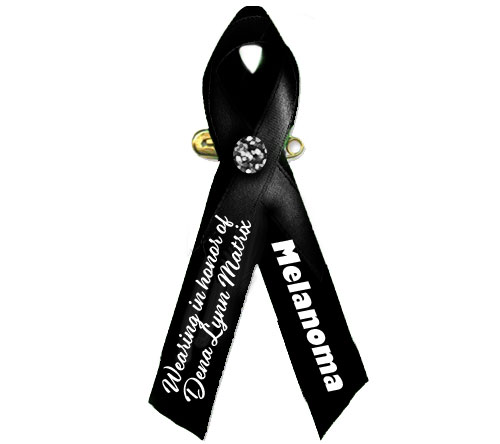 500x444 Stroke Awareness Ribbon Memorial Ribbons
