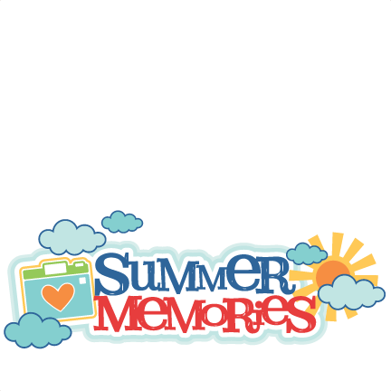 432x432 160409 Freebie Of The Day! Summer Memories Title Imprimables
