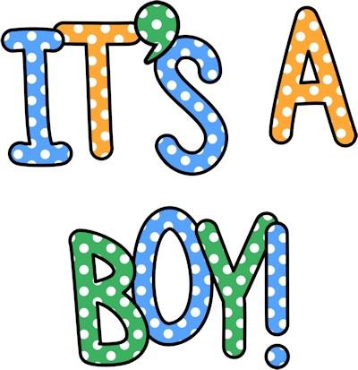 400x413 Baby Boy Baby Scrapbook