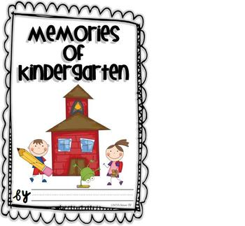 350x323 Memories Of Kindergarten {Memory Book} By First Grade Fever By