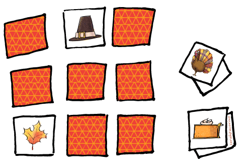 471x328 Memory Game Cliparts