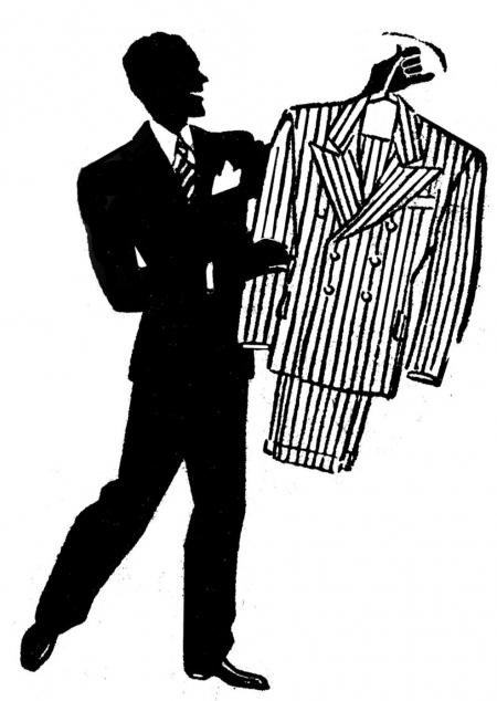 450x634 Fashion Men Clipart