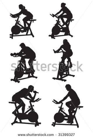319x470 Cycle Class Clip Art