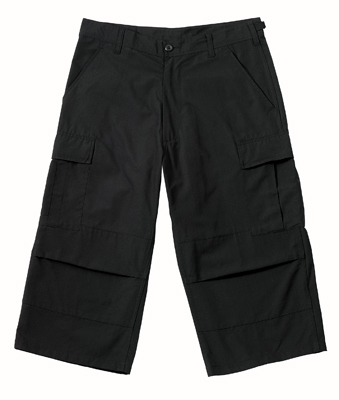 339x400 Men Black Capri Pants,