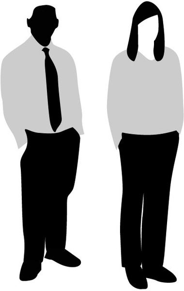 380x600 Suit Clipart Corporate Man