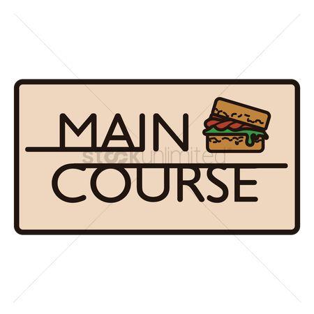 450x450 Main Course Clip Art