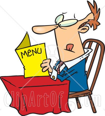 405x450 Restaurant Clipart Restaurant Menu