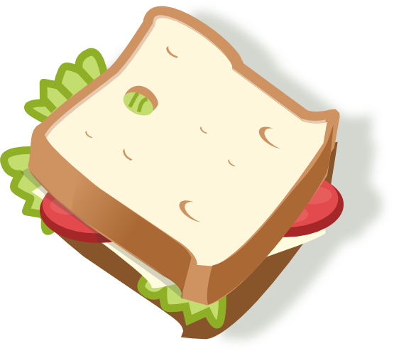 555x494 Free To Use Amp Public Domain Sanwich Clip Art