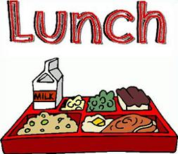 253x220 School Lunch Clip Art