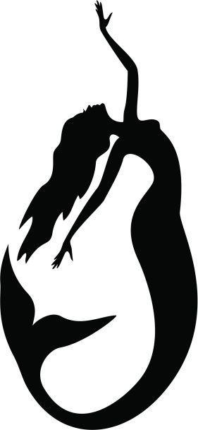 281x609 The Best Mermaid Vector Ideas Mermaid Clipart