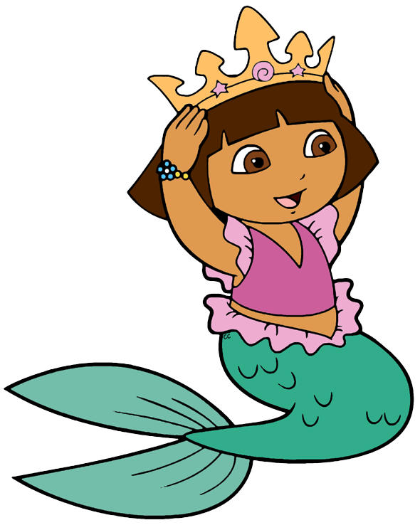 590x738 Dora The Explorer Clip Art Images