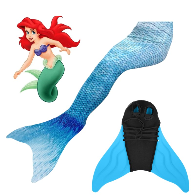 800x800 Swimmable Mermaid Tail For Kids Child Mermaid Tails For Woman