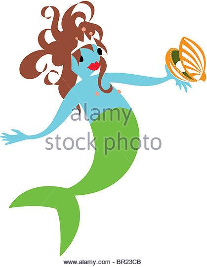 419x540 Mermaid Illustration Stock Photos Amp Mermaid Illustration Stock